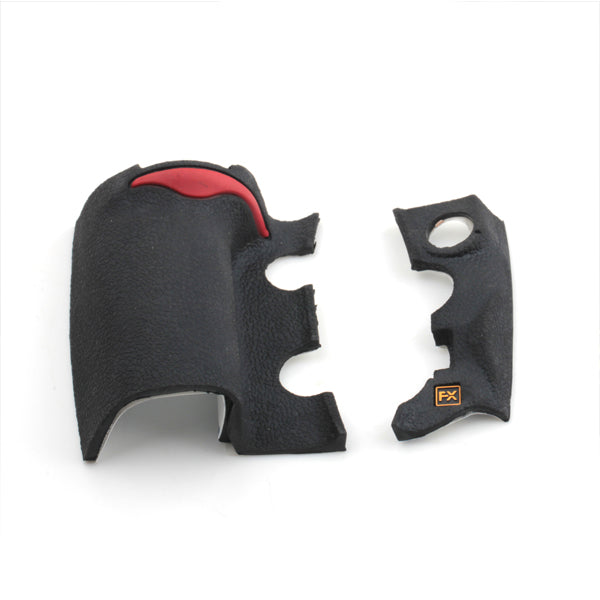 Body Front Grip Rubber Cover Replacement Part Set - Pixco - Provide Professional Photographic Equipment Accessories