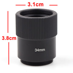 C-CS Adapter (0.5mm 34mm 35mm 45mm 50mm) - Pixco