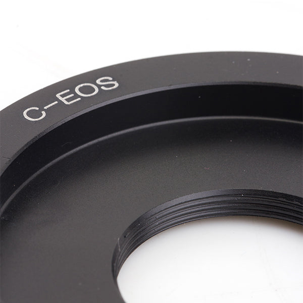 C-Mount-Canon EOS Macro AF Confirm Adapter - Pixco - Provide Professional Photographic Equipment Accessories
