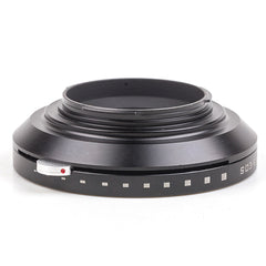 CTX645-Canon EOS Built-In Aperture Control Dial Adapter - Pixco