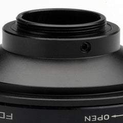 Canon FD-C Mount Adapter - Pixco - Provide Professional Photographic Equipment Accessories