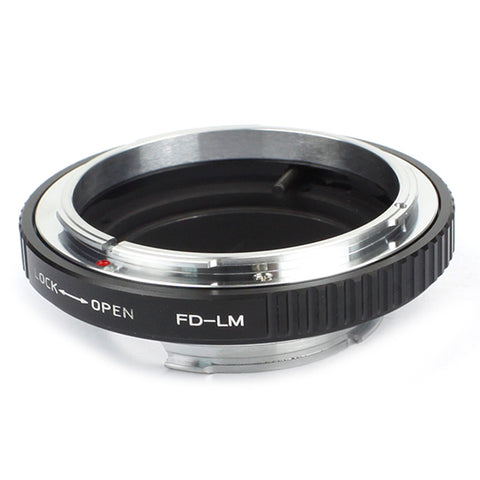 Canon FD-Leica M Adapter - Pixco - Provide Professional Photographic Equipment Accessories