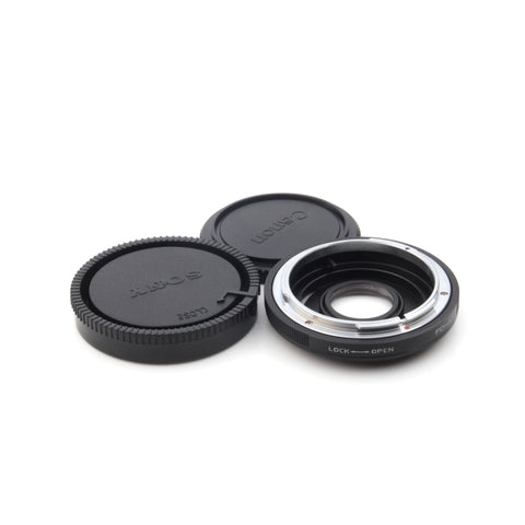 Canon FD-Sony Alpha Minolta MA Adapter - Pixco - Provide Professional Photographic Equipment Accessories