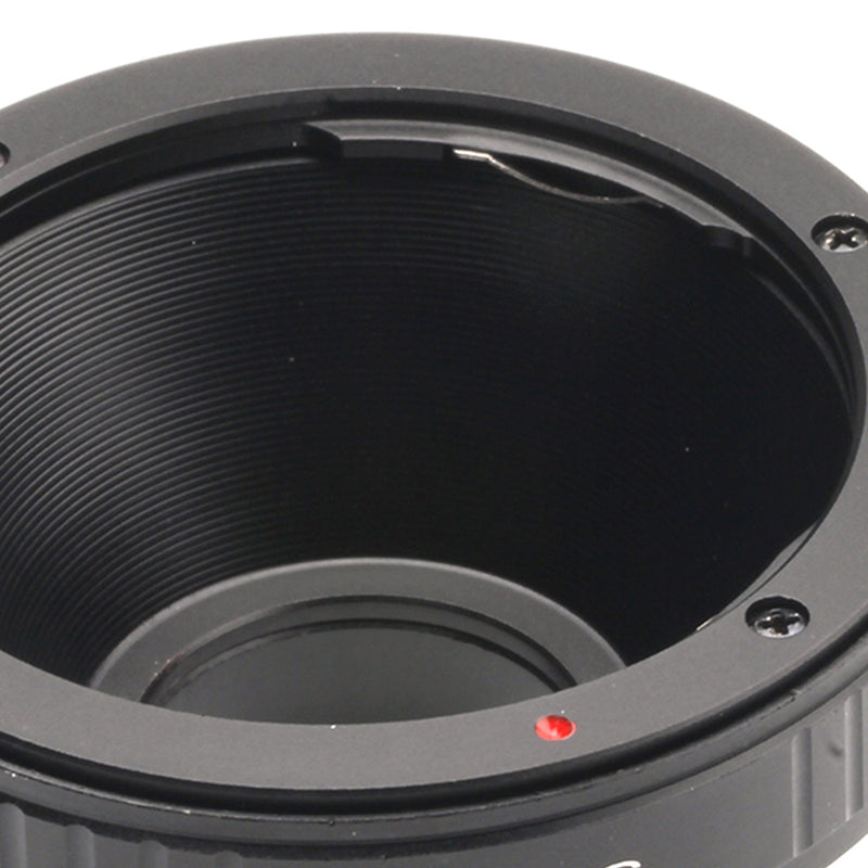 Contax-C Mount Adapter - Pixco - Provide Professional Photographic Equipment Accessories