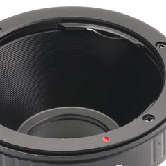 Contax-C Mount Adapter - Pixco