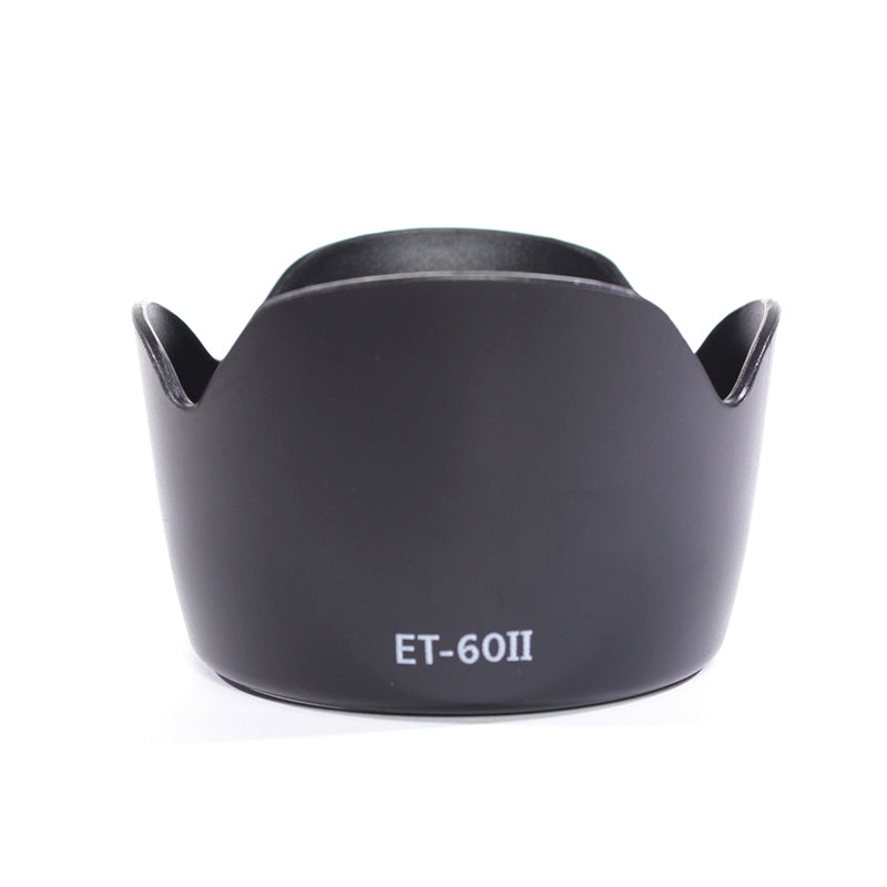 ET-60 II Lens Hood - Pixco - Provide Professional Photographic Equipment Accessories