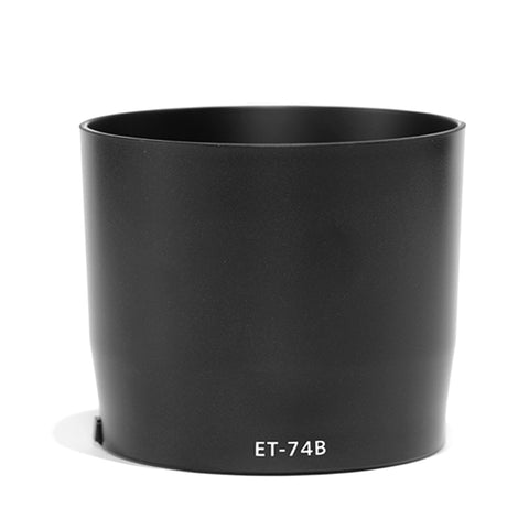 ET-74B Lens Hood - Pixco - Provide Professional Photographic Equipment Accessories
