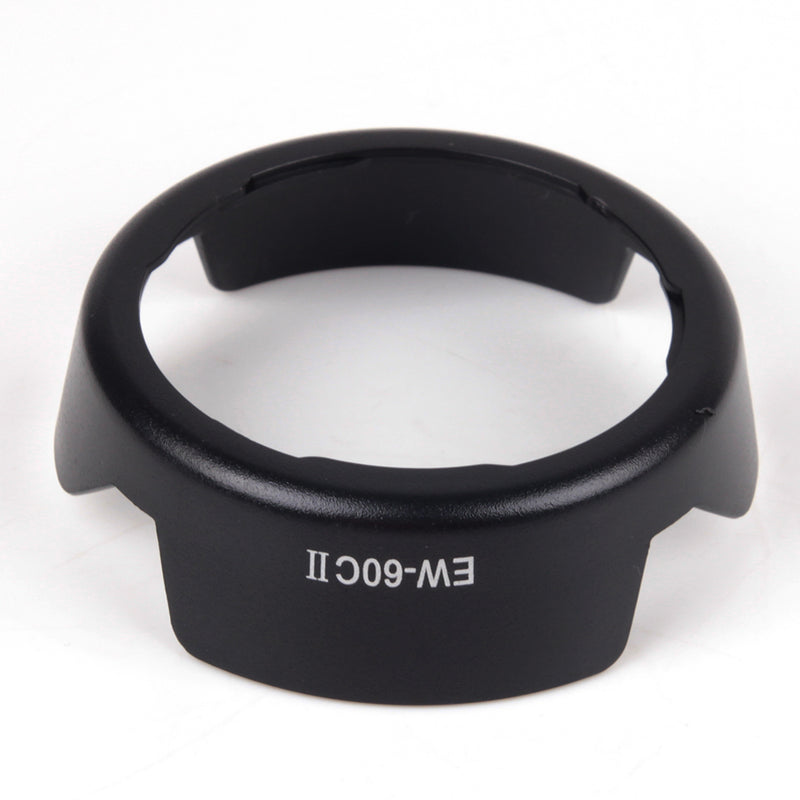 EW-60C II Lens Hood - Pixco - Provide Professional Photographic Equipment Accessories
