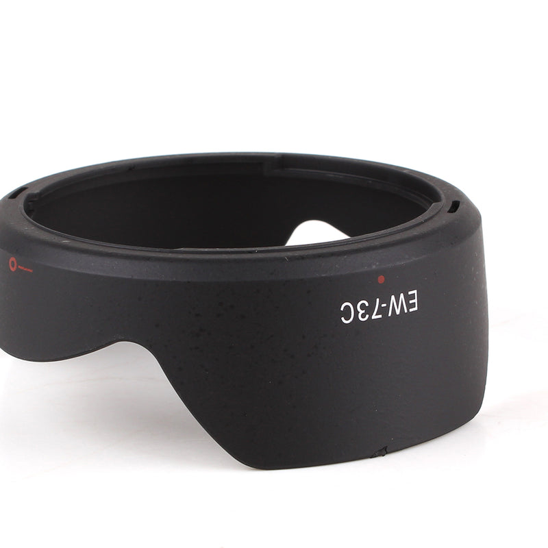 EW-73C Lens Hood - Pixco - Provide Professional Photographic Equipment Accessories