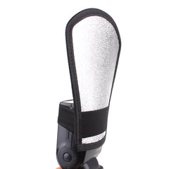 Flash Diffuser Softbox Silver White Reflector - Pixco