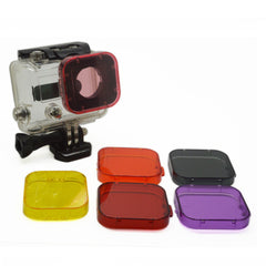 Gopro Accessories Filter Lens Cap - Pixco