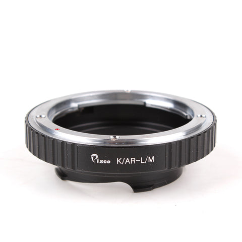 Konica-Leica M Adapter - Pixco - Provide Professional Photographic Equipment Accessories