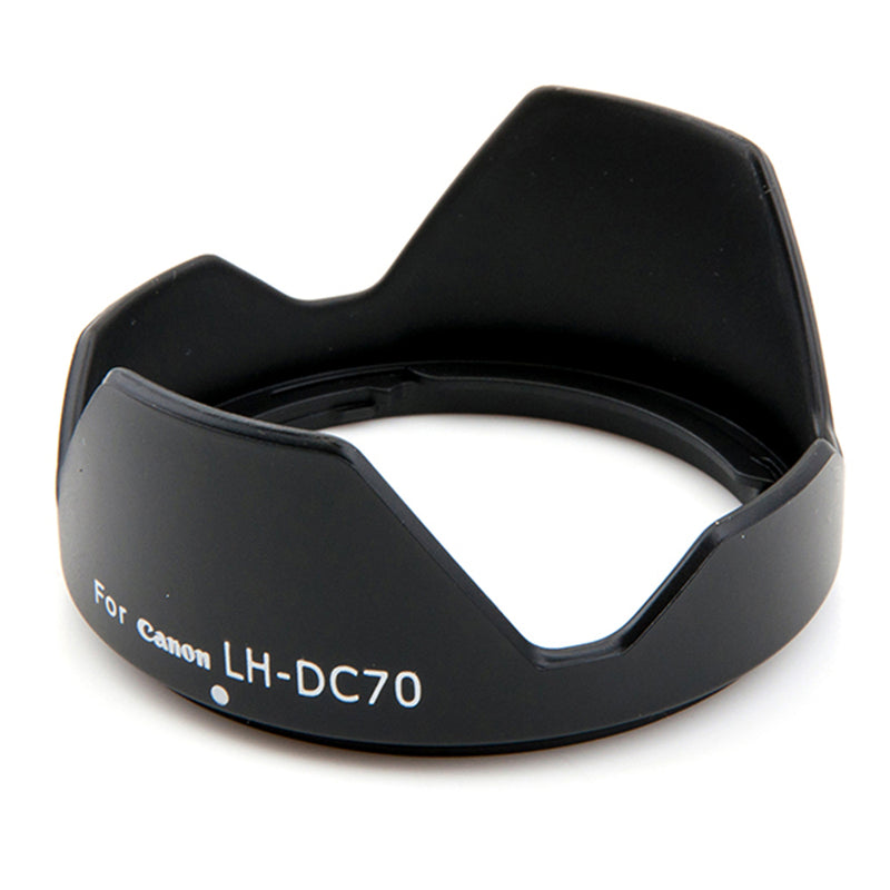 LH-DC70 Lens Hood - Pixco - Provide Professional Photographic Equipment Accessories