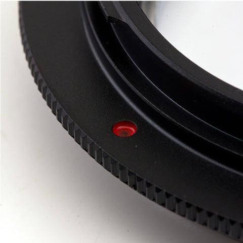 Leica M-Canon EF Macro AF-3 Confirm Adapter - Pixco - Provide Professional Photographic Equipment Accessories