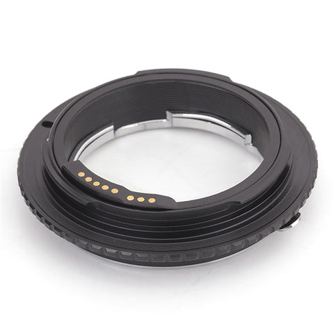 Leica M -Canon EOS Macro GE-1 AF Confirm Adapter - Pixco - Provide Professional Photographic Equipment Accessories