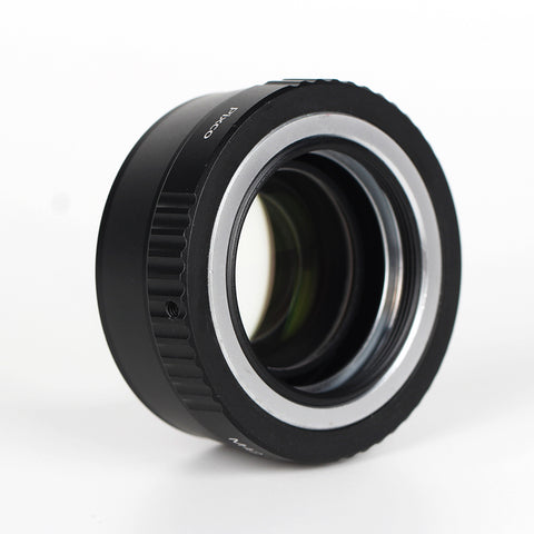 Leica M39-Fujifilm X Speed Booster Focal Reducer Adapter - Pixco - Provide Professional Photographic Equipment Accessories