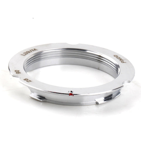 Leica M39 Mount 28-90mm- Leica M Adapter - Pixco - Provide Professional Photographic Equipment Accessories