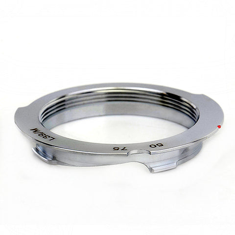 Leica M39 Mount 50-75mm-Leica M Adapter - Pixco - Provide Professional Photographic Equipment Accessories