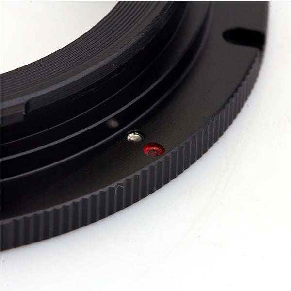 Leica R-Canon EOS Pro AF-3 Confirm Adapter - Pixco - Provide Professional Photographic Equipment Accessories