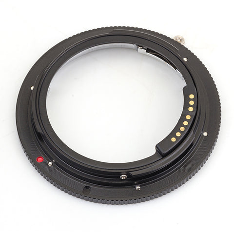 Leica R-Canon EOS Pro GE-1 AF Confirm Adapter - Pixco