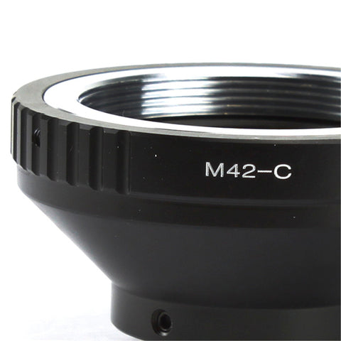 M42-C Mount Adapter - Pixco - Provide Professional Photographic Equipment Accessories
