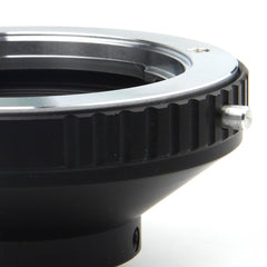 Minolta MD-C Mount Adapter - Pixco