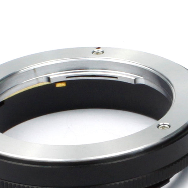 Minolta MD-Canon EOS Macro AF-3 Confirm Adapter - Pixco - Provide Professional Photographic Equipment Accessories