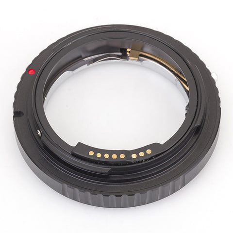 Minolta MD-Canon EOS Macro GE-1 AF Confirm Adapter - Pixco - Provide Professional Photographic Equipment Accessories