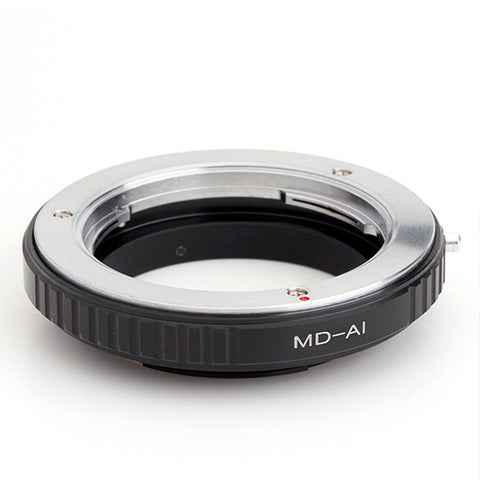 Minolta MD-Nikon Adapter - Pixco - Provide Professional Photographic Equipment Accessories