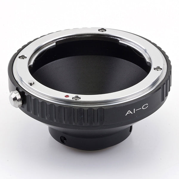 Nikon-C Mount Adapter - Pixco