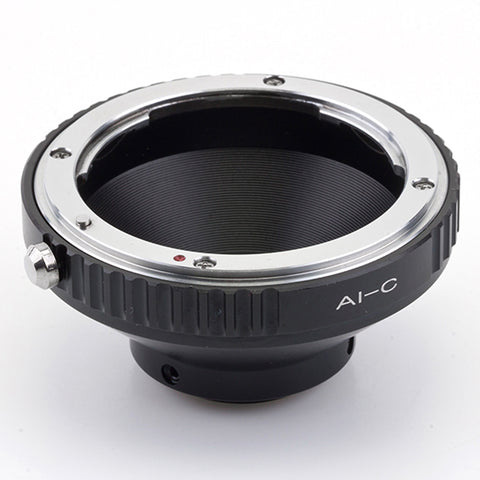 Nikon-C Mount Adapter - Pixco - Provide Professional Photographic Equipment Accessories