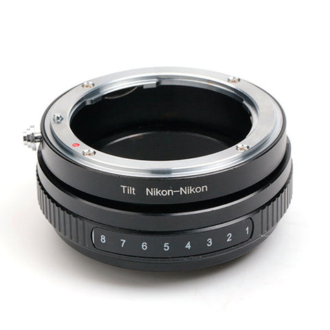 Nikon-Nikon Tilt Adapter - Pixco - Provide Professional Photographic Equipment Accessories