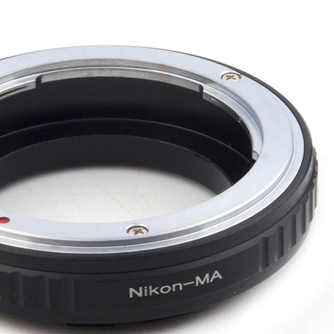 Nikon-Sony Alpha Minolta MA Macro AF Confirm Adapter - Pixco - Provide Professional Photographic Equipment Accessories