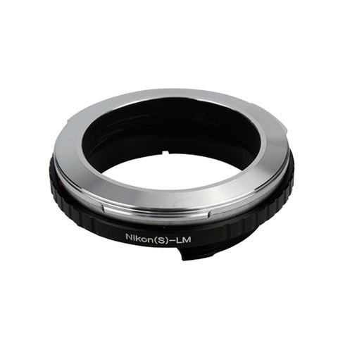 Nikon.S-Leica M Adapter - Pixco - Provide Professional Photographic Equipment Accessories