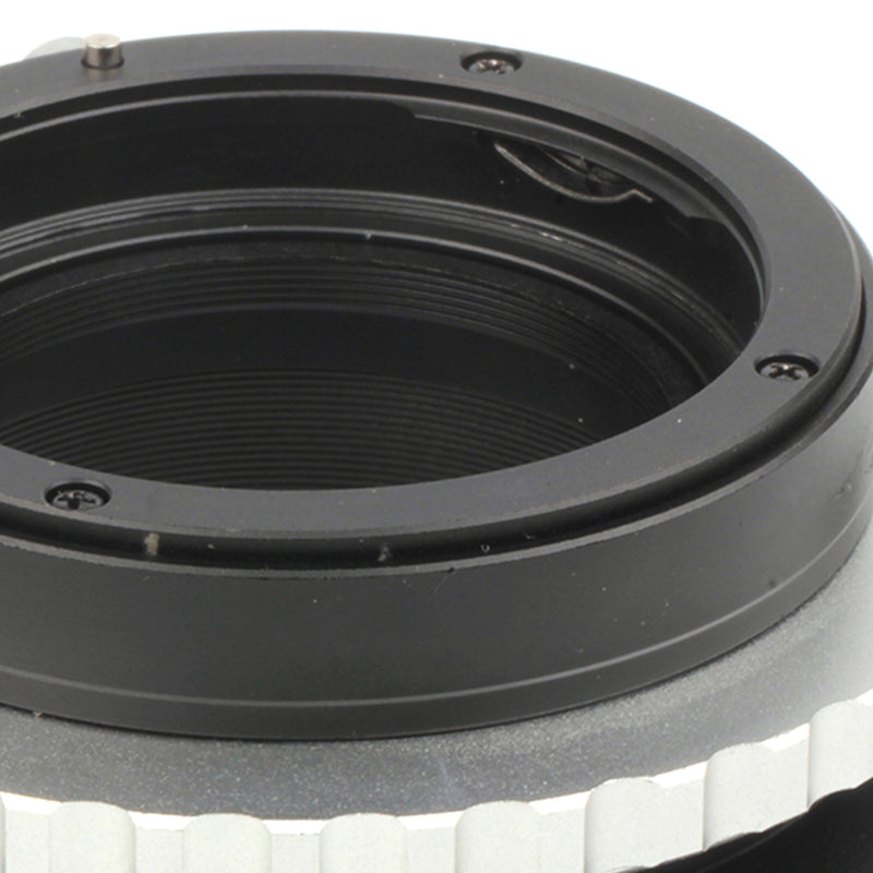 Nikon G -Sony F3 Adapter - Pixco - Provide Professional Photographic Equipment Accessories