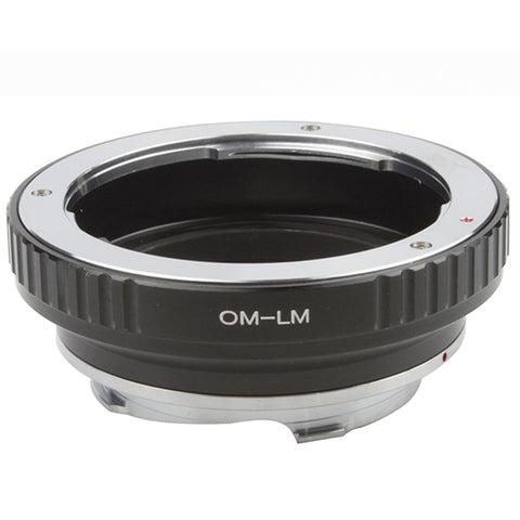 Olympus-Leica M Adapter - Pixco - Provide Professional Photographic Equipment Accessories