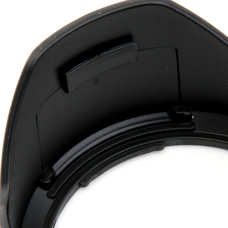 PH-RBA 52mm Lens Hood - Pixco - Provide Professional Photographic Equipment Accessories