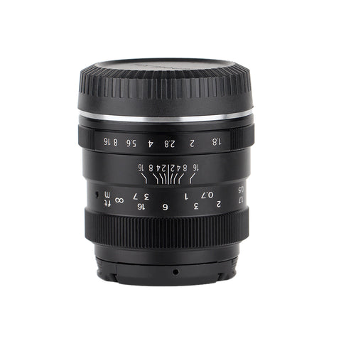 50mm F1.8 Manual Fixed Lens - Pixco