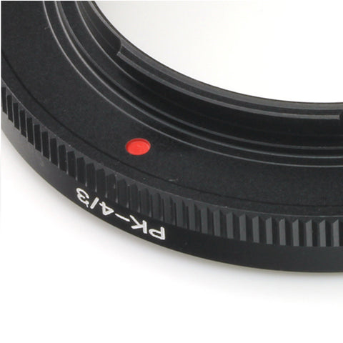 Pentax-Olympus4/3 Adapter - Pixco - Provide Professional Photographic Equipment Accessories