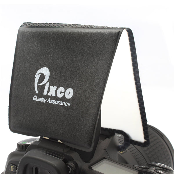 Pop-up Universal Flash Diffuser Softbox Cover FD-15 - Pixco - Provide Professional Photographic Equipment Accessories