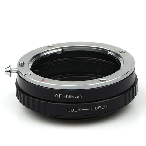 Sony-Nikon Adapter