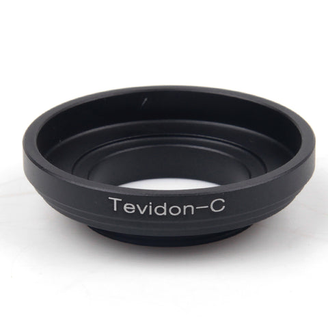Tevidon-C Mount Adapter - Pixco - Provide Professional Photographic Equipment Accessories