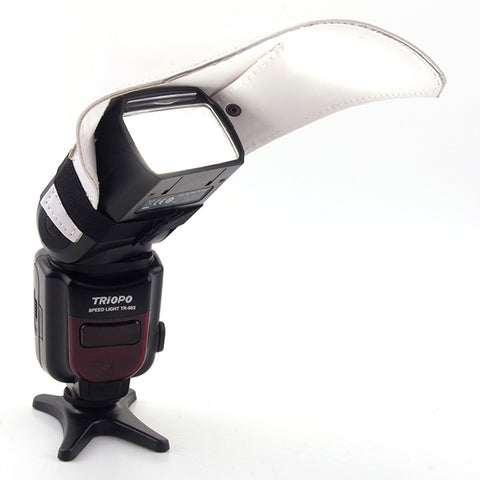 Universal Arc-shape Reflector Flash diffuser - Pixco - Provide Professional Photographic Equipment Accessories