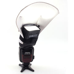Universal Arc-shape Reflector Flash diffuser - Pixco