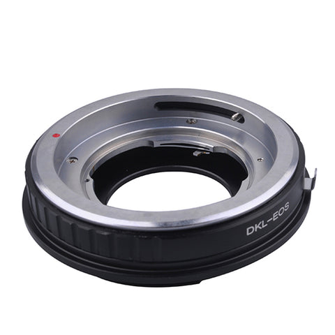 Voigtlander Retina DKL-Canon EOS Adapter - Pixco - Provide Professional Photographic Equipment Accessories