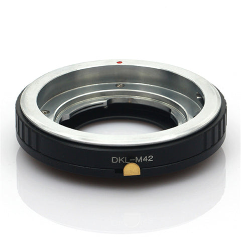 Voigtlander Retina Reflex DKL-M42 Adapter - Pixco - Provide Professional Photographic Equipment Accessories