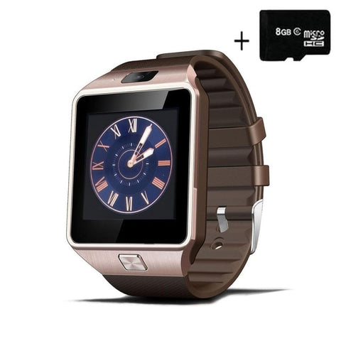 Bluetooth Smart Watch Smartwatch SK21 Android Phone Call Relogio 2G GSM SIM TF Card Camera for Samsung Galaxy J7 J5 J3 J1 J700F