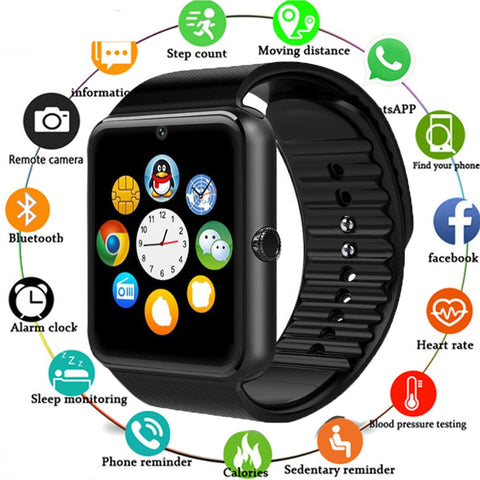 Image of RELOGIO smartwatch mulheres para huawei xiaomi smart watch para iphone relogio telefonema
