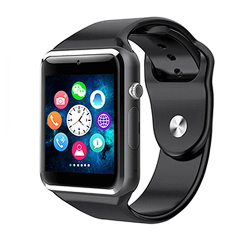Image of Relógio Bluetooth Inteligente  Apple Iphone Android - Smartwatch