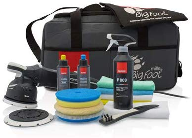 Rupes Big Foot Polishing Kit